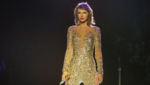 ¡Así lucía Taylor Swift cuando tenía 14 años de edad! [FOTO]