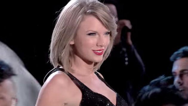 ¡Taylor Swift estrenó el videoclip de 'New Romantics' y es increíble!