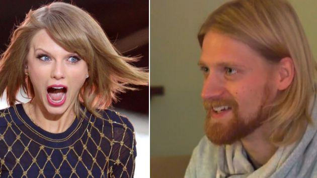 OMG! Un hombre dice ser el verdadero Taylor Swift