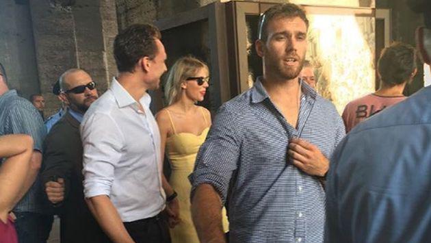Ella es la persona más feliz por la relación de Taylor Swift y Tom Hiddleston