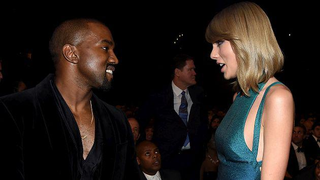 ¡Kanye West mostró a Taylor Swift desnuda! [FOTO + VIDEO]