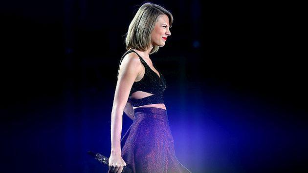 Esto son los secretos de Taylor Swift para lucir una piernas de infarto