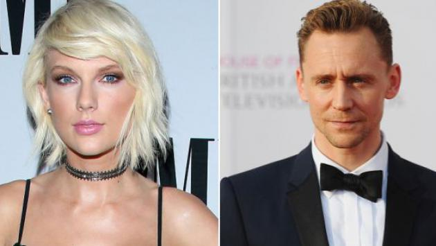 OMG! ¡Taylor Swift y Tom Hiddleston juntos en concierto de Selena Gomez! [VIDEO]