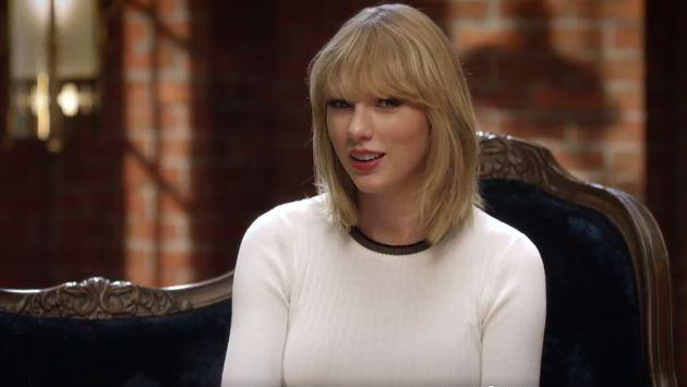 ¿Taylor Swift se despide así de YouTube? [VIDEO]