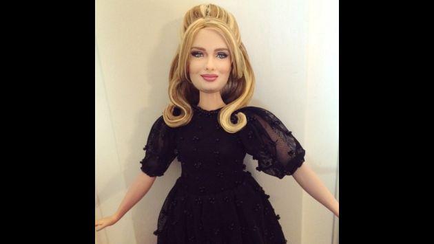 Fan creó las muñecas de Taylor Swift, Adele y Beyoncé [FOTOS]