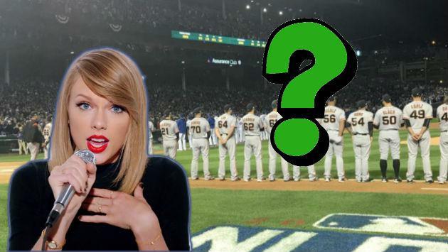 WTF! ¿Fans de un equipo de béisbol culpan a Taylor Swift de sus derrotas por este motivo?