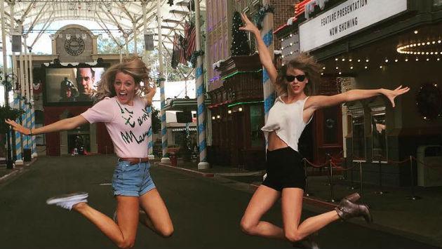 Taylor Swift y Blake Lively la pasan de lo lindo en Australia
