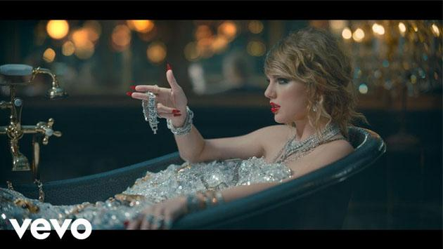 Taylor Swift con 'Look What You Made Me Do' hizo lo que parecía imposible