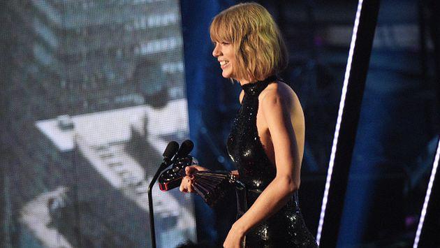 OMG! Taylor Swift recibirá premio con su nombre