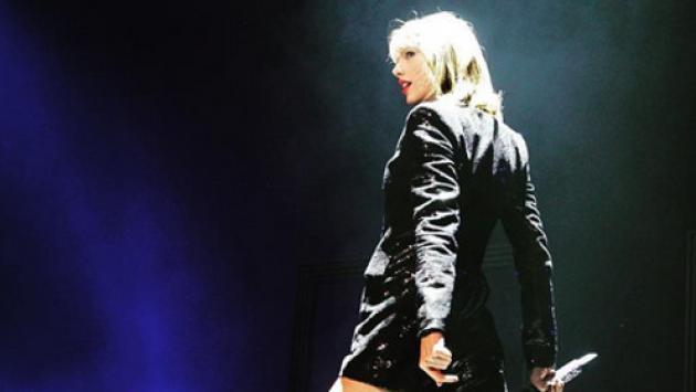 Taylor Swift donó $50 mil a pequeño con cáncer, sobrino de bailarín