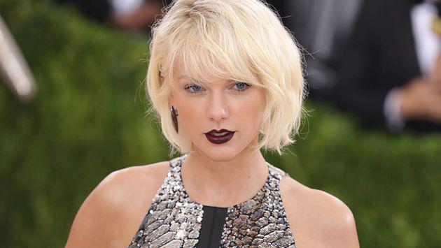 ¡Hackearon a Taylor Swift y revelaron mensajes privados donde habla de Calvin Harris!