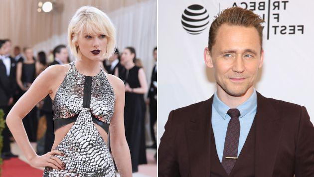OMG! ¡Taylor Swift cree que Tom Hiddleston puede ser