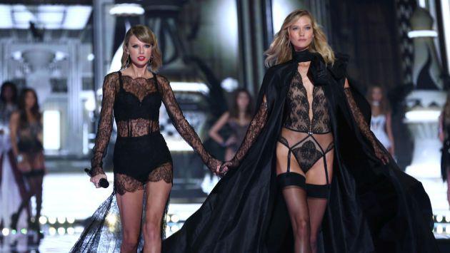 ¡Fans de Taylor Swift atacan a Karlie Kloss en las redes sociales!