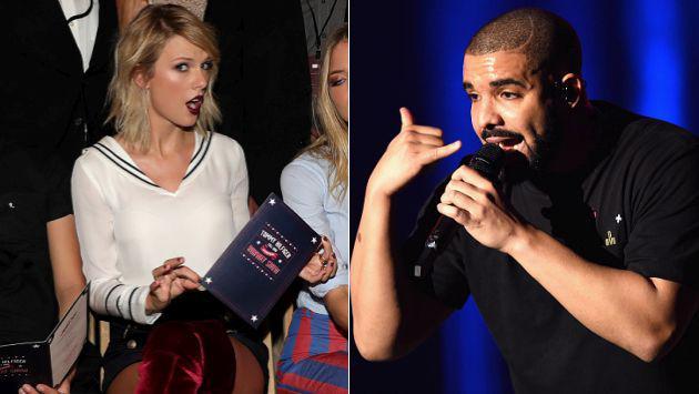 OMG! ¡Taylor Swift y Drake estarían en coqueteos!