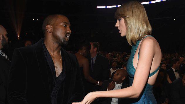 Kanye West volvió a hablar de Taylor Swift, pero esta vez un poco diferente [VIDEO]
