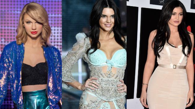 ¡Checa la parodia de Taylor Swift que hicieron Kendall y Kyle Jenner en su adolescencia!