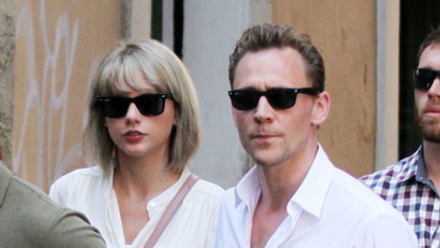 Taylor Swift y Tom Hiddleston pasean su amor por todo el mundo [FOTOS]