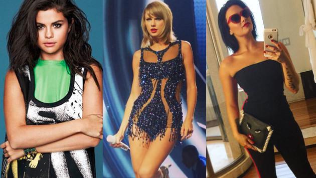 ¿Taylor Swift afectó amistad de Selena Gomez y Demi Lovato? ¡Aquí la verdad!