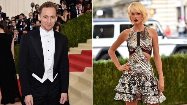 ¡Taylor Swift y Tom Hiddleston se lucieron en batalla de baile! [VIDEO]