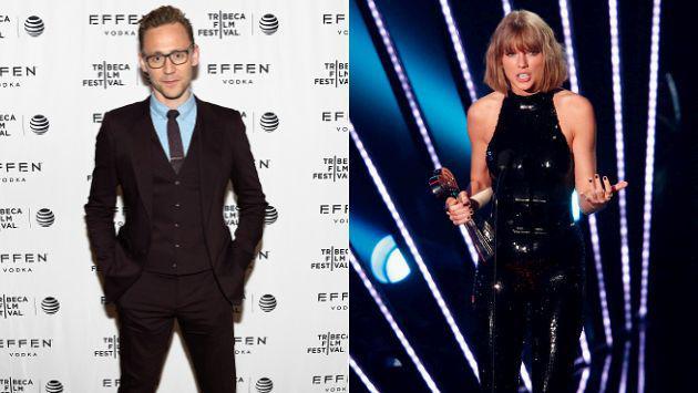 ¡Así fue como Taylor Swift conoció a los padres de Tom Hiddleston! [FOTO]