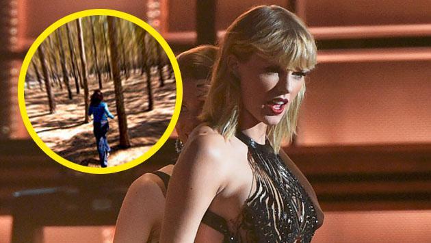 Taylor Swift y su novio Joe Alwyn ya no saben qué hacer para ocultarse de la prensa