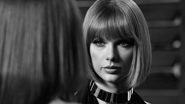 ¿Taylor Swift también tuvo su pasado 'dark'? [FOTOS]