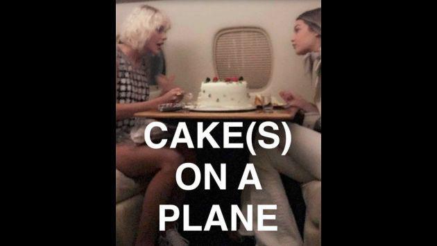 Taylor Swift le dio la mejor celebración de cumpleaños a Gigi Hadid [FOTOS]