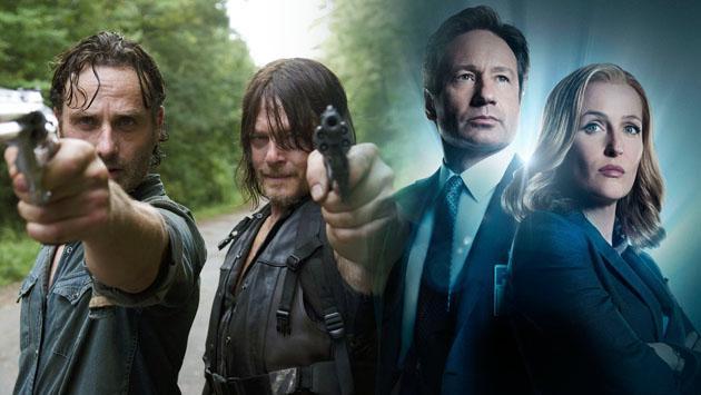 ¿Te diste cuenta? 'The Walking Dead' y 'The X-Files' están conectados de esta forma