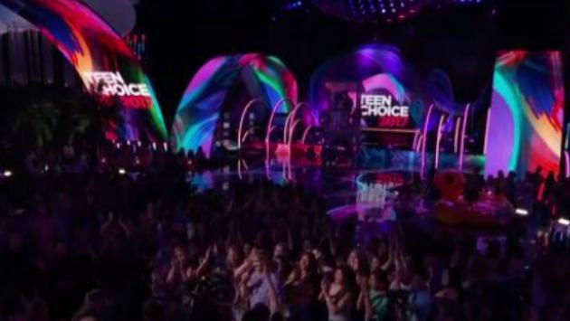 Revive las mejores presentaciones de Teen Choice Awards 2017 [VIDEOS]