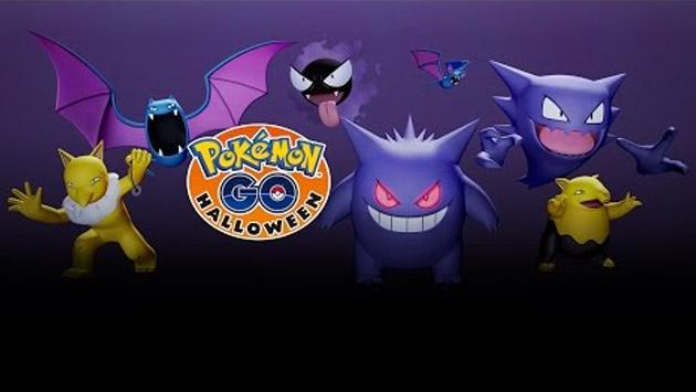 Tendrás pokémones fantasmas y más en el evento de 'Pokemon GO' por Halloween [VIDEO]