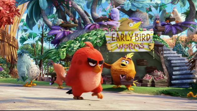 ¡'The Angry Birds Movie' estrena nuevo tráiler! ¡Chécalo aquí! [VIDEO]