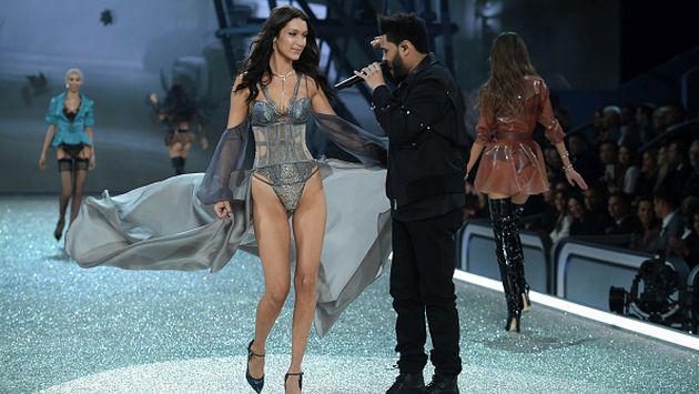 ¡The Weeknd y Bella Hadid se volvieron a ver en la Semana de la Moda de París!