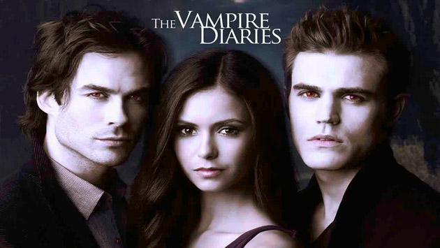 'The Vampire Diaries' comienza a despedirse en Instagram