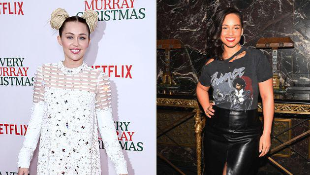 Miley Cyrus y Alicia Keys serán las nuevas juezas de 'The Voice' [FOTO]