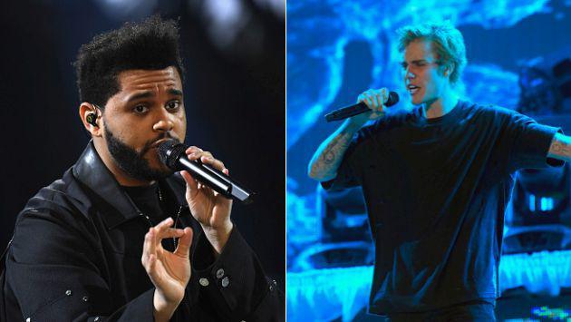 ¡The Weeknd respondió a los ataques de Justin Bieber!