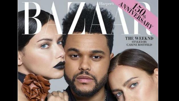 The Weeknd está en la portada de 'Harper's Bazaar' y confesó esto en la entrevista