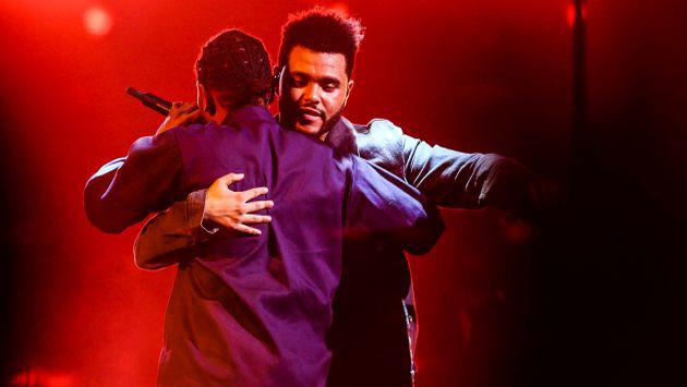 The Weeknd y Kendrick Lamar dan la hora con su tema 'Pray For Me'