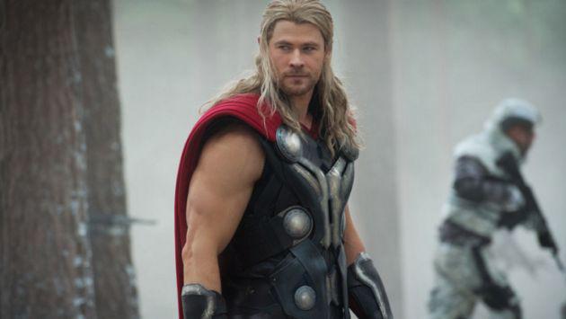 OMG! Así luce 'Thor' para nueva película [FOTO]