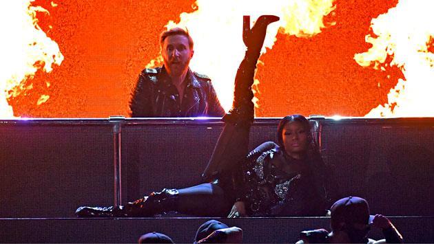 Toda la potencia de Nicki Minaj al inicio de los Billboard Music Awards 2017 [VIDEO]