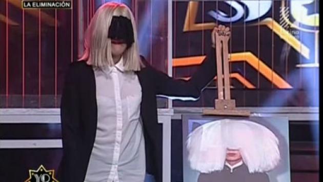 Todo sobre la eliminación de Grecia Cadillo, la Sia peruana de 'Yo Soy'