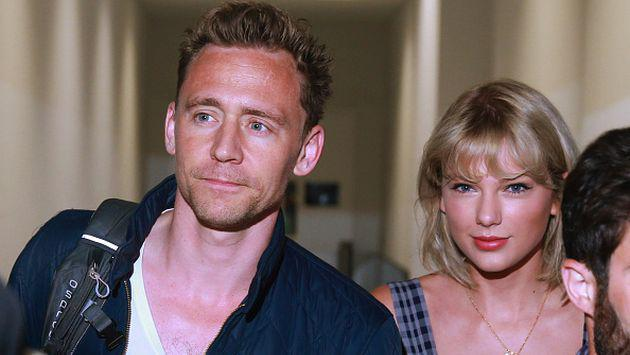 Tom Hiddleston habló sobre esta demostración de amor que le dio a Taylor Swift [FOTO]