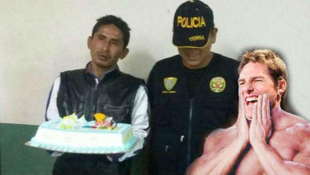Quería celebrar el cumpleaños de un amigo, pero nadie esperaba lo que iba a pasar