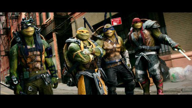 ¡'Tortugas Ninja 2' estrenó primer trailer! Chécalo en nuestra web