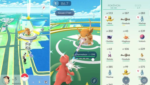 El truco de 'Pokémon GO' con el que podrás ganar en gimnasios nivel 4