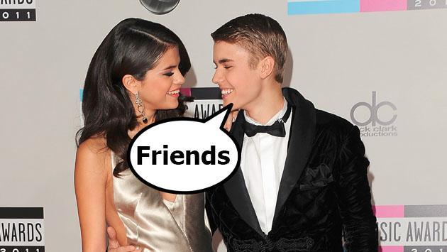 ¿Un mensaje oculto de Justin Bieber para Selena Gomez en la canción 'Friends'?