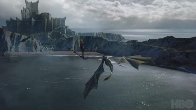 Un nuevo trailer de la temporada 7 de 'Game of Thrones' con más acción y dragones [FOTOS Y VIDEO]