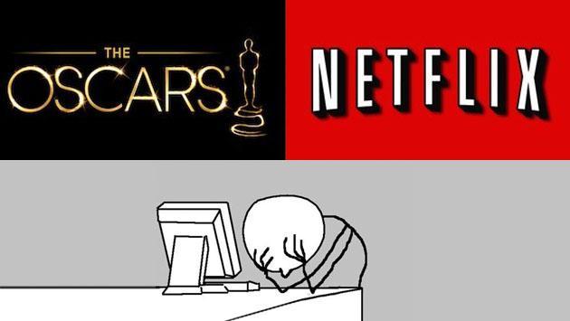 ¡Usuarios de Netflix entraron en pánico durante los Oscar por este motivo!