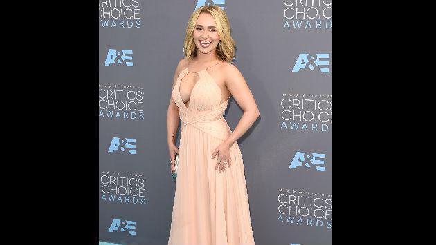 Critics Choice Awards: La mejor y peor vestida