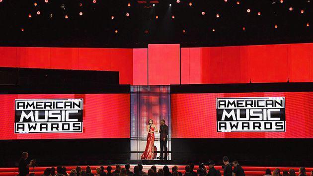 American Music Awards 2016: ¡Esta es la lista completa de los ganadores! [FOTOS]