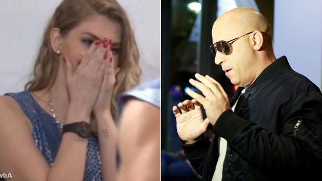 OMG! Vin Diesel ofrece disculpas por acoso verbal a periodista